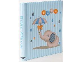 Fotoalbum samolepící DRS-20B Umbrella 1 modré