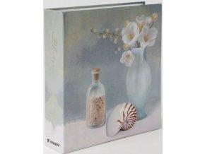 Fotoalbum samolepicí DRS-50 Latte 3 orchidej