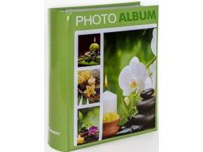 Fotoalbum 10x15/300foto B-46300/2S Terracotta 3 zelené