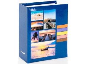 Fotoalbum 9x13/100foto MM-35100 Cruise 2 modré