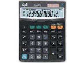 Kalkulačka Deli 1630 12místná Dual Power