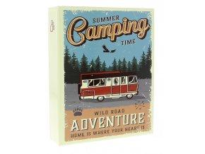 Fotoalbum 10x15/304foto DPH46304 Adventure 1 Camping