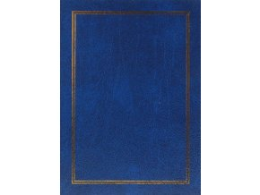 Fotoalbum 9x13/200foto B-35200(V) aVinyl modrý