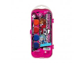 Vodovky 12ks Monster High