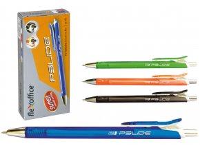 Kuličkové pero FO-GELB06
