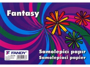 Samolepicí papíry Fantasy