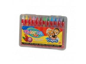 Tužky na obličej Colorino 12ks - 2 POSLEDNÍ KUSY -