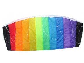 Létající drak Padák - řiditelný 160x60 cm nylon 10242