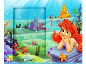 Fotorámeček D46 G3 Disney Ariel 10x15 - 3 POSLEDNÍ KUSY -