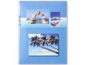 Fotoalbum 10x15/300foto B-46300 Tour Modrý