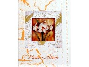 Fotoalbum 9x13/100foto MM-35100(CA) Lily oranžový - 2 POSLEDNÍ KUSY -