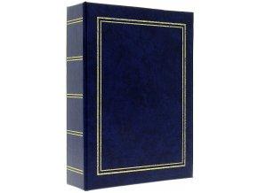 Fotoalbum 9x13/200foto B-35200 Vinyl hnědý