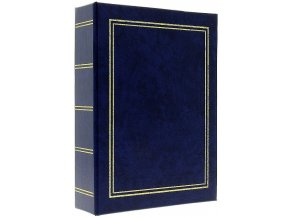 Fotoalbum 9x13/200foto B-35200 Vinyl modrý