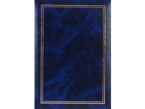 Fotoalbum 13x18/100foto MM-57100V vinyl modrý