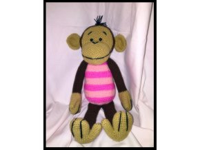 Opička Žofinka , 40 cm