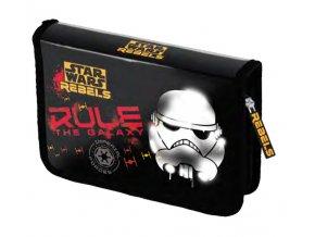 Penál Star Wars Rebels 1 zip prázdný