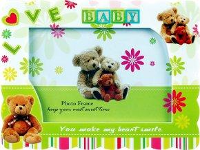 Fotorámeček 10x15 Bear 2