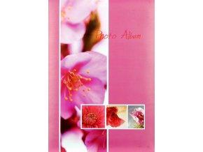 Fotoalbum 9x13/200foto B-35200S Solid Bloom růžový