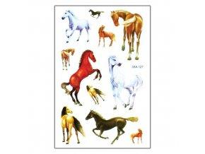 Samolepky 3SA Zvířata 12 x 8 cm