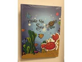 Fotoalbum 10x15/36foto DPH4636 Under the Sea Krab
