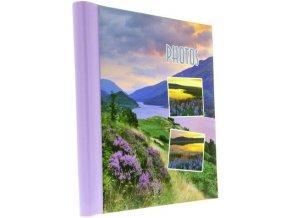 Fotoalbum samolepící DRS-20 Distance fialový