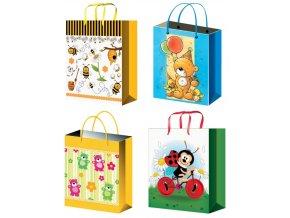 Taška celoroční dárková pro děti M 12240 , 23x18x10cm - 8 POSLEDNÍ KUSY -