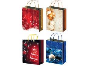 Taška vánoční dárková XL 12060 , 45,5x33x10,5cm