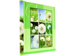 Fotoalbum samolepící DRS-20 Bloom zelený
