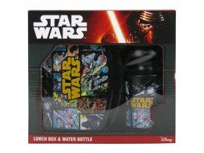 Svačinová sada Star Wars VII - 2 POSLEDNÍ KUSY -