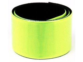 Páska samozavinovací reflexní žlutá