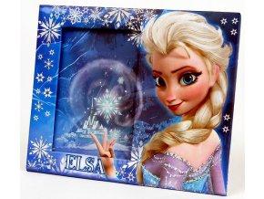 Fotorámeček 10x15 D46 H1 Disney Ledové Kralovství