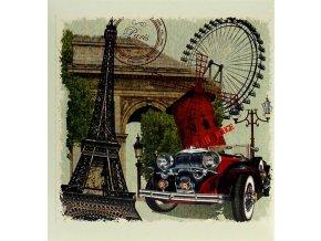 Fotoalbum 10x15/200foto BBM-46200D City Paříž