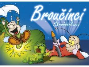 Omalovánka A5 - Broučínci