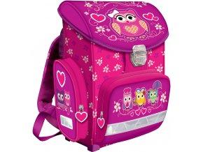 Školní batoh Premium - Owl
