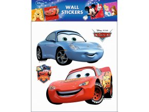 Samolepky na zeď Disney Auta (2 velká) 21088 , 30x39cm
