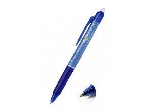 Pilot Frixion Clicker Roller BLRT-FR5 0,5 - modrý