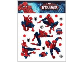 Samolepky na zeď Marvel Spiderman 21090 , 30x30cm