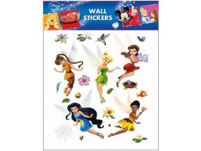 Samolepky na zeď Disney Zvonilka 21096 , 30x30cm
