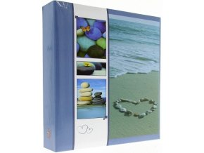 Fotoalbum samolepicí DRS-50 Wellness modrý