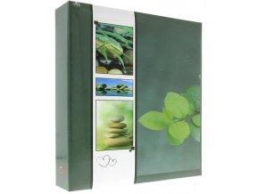Fotoalbum samolepicí DRS-50 Wellness zelený