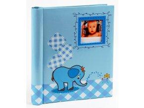 Fotoalbum samolepící DRS-30 Little one modrý
