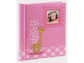 Fotoalbum samolepící DRS-30 Little one růžový