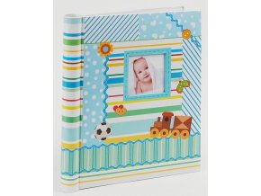 Fotoalbum samolepící DRS-20 Toddler modrý
