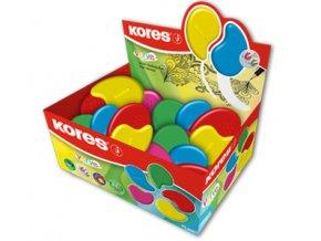 Guma Kores Verve - mix barev