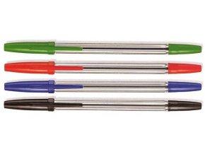 Kuličkové pero Corvina 51 Modrá, Červená, Černá, Zelená