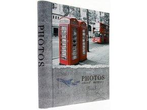 Fotoalbum samolepící DRS-20 London Budka