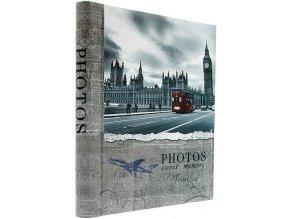 Fotoalbum samolepící DRS-20 London Big Ben - 3 POSLEDNÍ KUSY -