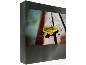 Fotoalbum samolepicí DRS-50 Leaf černý