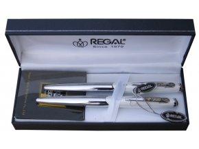 Kuličkové pero + roller Themis Mix barev REGAL