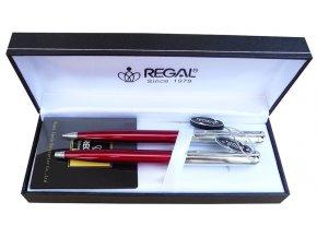 Kuličkové pero + mikrotužka Harmonia REGAL